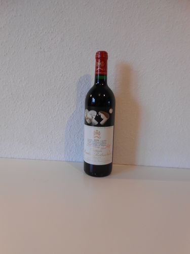 Chateau Mouton Rothschild 1986